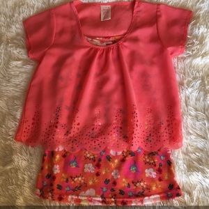 Girl's Spring Blouse (size 10/12)